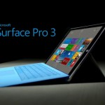 マイクロソフトのパソコンSurface Pro 3が高機能!