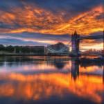 英国の美しい秋晴れの写真まとめ