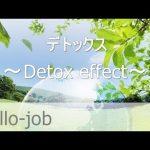 疲労回復の音楽~【デトックス】副交感神経を優位にし心と体のダメージを回復~|Music of relieving fatigue~Detox effect~