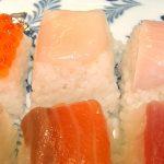 【生活の知恵】製氷器でひとくち寿司を作る方法 ~子供も大喜び!~