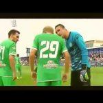 面白いサッカー動画