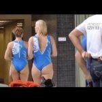 面白い動画 女子アスリートドッキリハプニング画像集